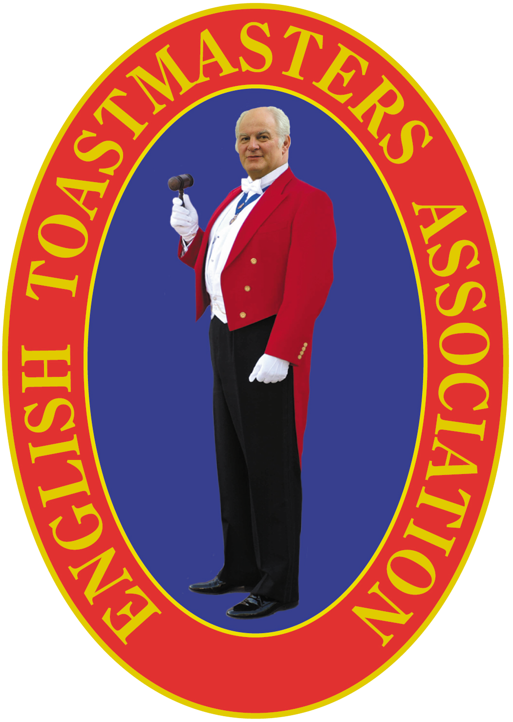 Toastmaster Logo for English Toastmasters Association